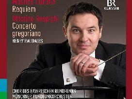 Ivan Repušić dirigiert: Duruflé und Respighi